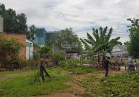 Lô đất có diện tích tuyệt đẹp ngay ngã tư Địa Chất phường Phú Thọ