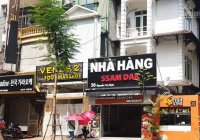Cho thuê nhà mặt phố Nguyễn Thị Định, 100m2 x 4 tầng, mặt tiền 20m (căn góc) để xe nhiều