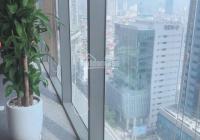 BQL cho thuê văn phòng hạng A tòa FLC Twin Tower 265 Cầu Giấy DT 65 - 929m2 giá 256.913đ/m2/tháng