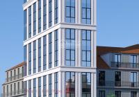 Gia đình cần bán tòa văn phòng 9 tầng mặt phố Tô Vĩnh Diện. Giá: 33 tỷ