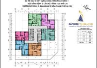 Bán CC CT5 CT6 Lê Đức Thọ, 1802 - CT5(98.3m2) & 1803 - CT5 (72,65m2), giá 29tr/m2. 0916419028