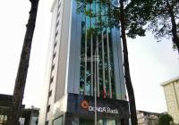 Bán nhà MT Nguyễn Trãi, P. Nguyễn Cư Trinh, Q1 (=8m x 27m). Hẻm sau GPXD= H + 9L giá chỉ 370 tr/m2