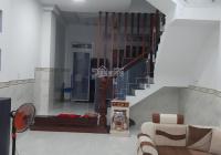 Nhà cho thuê nguyên căn An Dương Vương, 3 lầu nhà mới, đường xe tải. 11tr có nội thất