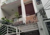 Nhà hẻm xe tải 10m Trần Huy Liệu, P. 12, Phú Nhuận, cách mặt tiền 15m DT 5x22m nở hậu, giá: 17.5tỷ
