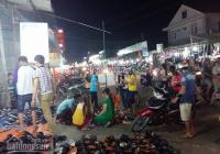 Bán đất mặt tiền đường E, đường trục chính chợ Đêm Thuận Giao buôn bán vip