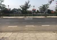 Đất cần bán MT Hùng Vương view sông tặng bản thiết kế nhà, DT 165m2 giá 29 triệu/m2