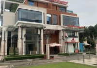 Bán BT Galleria mặt tiền Nguyễn Hữu Thọ, 11,5x31,5m (DT 362,3m2 DTSD 900,1m2) giá 39 tỷ: 0922781111