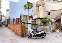 Bán lô đất góc 2 mặt tiền hẻm 6m phường Tân Sơn Nhì, 5,2x17m vuông vức, vị trí đẹp. Giá 7,1 tỷ TL