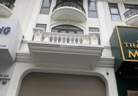 Chính chủ cần cho thuê gấp nhà MP Tôn Thất Thuyết, DT 120m2 * 5 tầng nổi + 1 hầm, MT 6m, giá 79tr