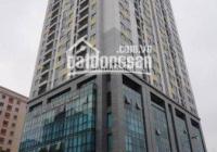 Mặt bằng kinh doanh tại tòa nhà Petrowaco 99 Láng Hạ, Đống Đa rất hợp cho ngân hàng, siêu thị, cafe