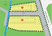 Bán đất sổ hồng riêng, KDC Lê Đình Quản, P. Cát Lái, Quận 2 thổ cư 100%, giá 56tr/m2, LH 0783973231