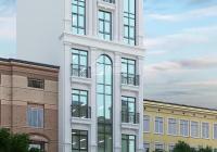 Bán gấp nhà mặt phố Trần Khát Trân 60m2 4 tầng mặt tiền 4,5m giá tốt. Lh 0984279899