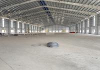 Cho thuê xưởng trong KCN Thái Hòa Long An, DT 5.000m2