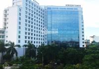 Tổ hợp tòa văn phòng khách sạn Horison Tower (Pullman) 40 Cát Linh, Đống Đa DT từ 50m2~678m2