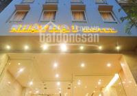 Siêu rẻ bán khách sạn 2 sao Lý Tự Trọng - Thủ Khoa Huân Q.1 DT: 8x20m 1H 7lầu 35P TN 300tr/th 55 tỷ