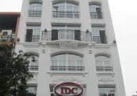Cho thuê nhà MP Xã Đàn 390m2 x 9 tầng, mặt tiền 10m. Nhà thông sàn, 2 thang máy to