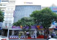 Tòa nhà mặt phố Nguyễn Khánh Toàn, Cầu Giấy 305m2, mặt tiền 17m. Cho thuê 600tr/tháng