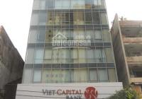 Chính chủ cho thuê tòa nhà 112 - 118 Hai Bà Trưng, Q1, 18x45.6m, 2 Hầm 10 lầu , LH 0906335727