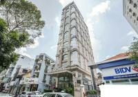 Bán khách sạn 4 sao mặt tiền Đường Lý Tự Trọng Quận 1, hầm + 12L + 128P. Giá 1.024,006 tỷ