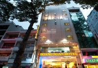 Bán gấp nhà Bùi Thị Xuân - Tôn Thất Tùng, Quận 1 8x22m hậu 13m. Giá 34 tỷ XD hầm 5 lầu, TN 200 tr