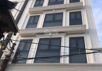 Cho thuê nhà làm văn phòng tại đường Cầu Diễn, 90m2, nhà mới xây có thang máy, bãi đỗ ô tô miễn phí