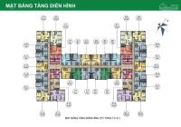 Suất ngoại giao CH 3 PN A-1617 (103m2) tại dự án 282 Nguyễn Huy Tưởng giá chỉ 25tr/m2. 0869261011