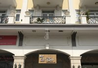 Cho thuê nhà MT Tạ Quang Bửu, Q.8, phố Pegasuite, DT 5x17m, 1T 4L 5PN, nhà mới