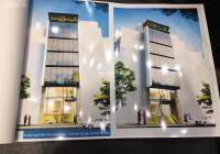 Cho thuê nhà mặt phố Phan Đình Phùng 155m2x7 tầng, MT 5,5m, có thang máy, riêng biệt