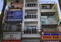 Bán nhà MT Nguyễn Trãi, P3, Q5 (DT= 5.1 x 21.5m ), GPXD hầm + 7 Tầng. HĐT 150 tr/th, giá 39 tỷ TL