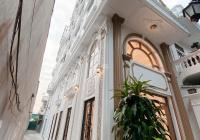 Bán nhà ngã tư Sài Đồng 33m2, xây 6 tầng, ô tô đỗ cửa cách đường ô tô tránh nhau 10m