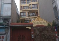 Cho thuê nguyên căn mặt phố Nguyễn Đình Hoàn Nghĩa Đô thang máy kinh doanh giá 65 triệu/tháng