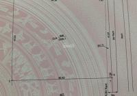 Đất An Tây 68 đi vào 200m DT 2050m2 CLN giá chỉ 1,13 triệu/m² ngang 41x50m. LH 0943976139