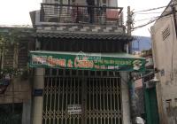 Cho thuê nhà mặt tiền đường Nguyễn Thần Hiến, Quận 4