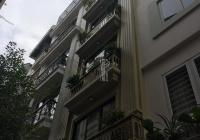Bán nhà 5 tầng xây mới đầu phố Nguyễn Khánh Toàn, ô tô vào. Giá 5 tỷ