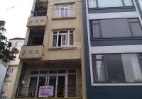 Cho thuê nhà mặt phố Hoàng Ngân,  70m2 x 5T, thông sàn, mặt kính, chỉ 35 triệu/tháng