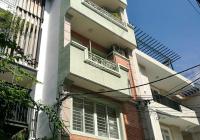 Nhà phố cách mặt tiền Trường Sa 15m, P14, Phú Nhuận. DT 4,1x12m, nhà 1 trệt 4 lầu mới