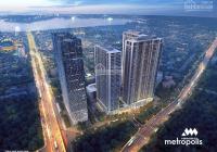 Cần bán căn hộ chung cư 4 phòng ngủ tại Vinhomes 29 Liễu Giai giá 12 tỷ