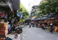 Bán nhà vị trí kinh doanh sầm uất mặt đường Phan Bội Châu, Hồng Bàng, Hải Phòng