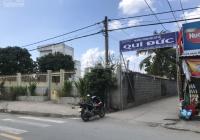Cần bán lô đất mặt tiền đường Hương Lộ 11 Quy Đức, Bình Chánh, giá 21tr/m2