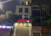 Cho thuê nhà mặt phố Tôn Đức Thắng 145m2x4 tầng, 200tr/th, có thang máy