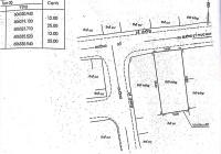 Gia đình xuất ngoại cần bán gấp lô đất MT đường Số 6 Lý Phục Man, DT 12m x 25m, SHR, giá 27 tỷ