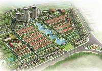 Đi nước ngoài định cư với con bán đất biệt thự Vườn Cam Vinapol, giá 30 triệu/m2, LH 0986535449