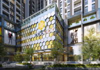 Cho thuê mặt bằng sàn dịch vụ tầng 1 và tầng 2 (1500m2) tại dự án Bea Sky Nguyễn Xiển. 0889844511