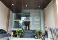 Cho thuê 2 tầng mặt tiền nhà TT Q Bình Thạnh dt 9.5 x 28m (MB trệt + lửng)