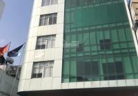 Bán nhà mặt tiền 4A Trường Sơn - Bắc Hải, Quận 10. DT: 109.1m2, hầm 7 tầng, giá 32 tỷ TL
