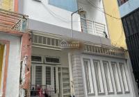 Bán nhà 1 trệt 2 lầu 3 PN hẻm đường 1, P. Linh Xuân, TP. Thủ Đức, giá: 3,5 tỷ/53m2, nở hậu