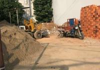 Bán đất mặt tiền đường HT 35 phường Hiệp Thành, Quận 12, diện tích 4,3x20
