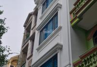 Bán tòa nhà gồm 13 căn hộ cao cấp 1PN, 1PK và bếp, Giảng Võ, Ba Đình, HN DT 100m2x7T. Giá 15,5 tỷ