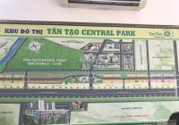 Mở bán siêu dự án khu dân cư Tân Tạo xã Phạm Văn Hai, giá đầu tư chỉ 32 triệu 1m2