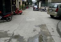 Bán 116m2 đất ô tô vào tiện làm CC mini, mặt tiền 6,42m khu Nguyễn Khánh Toàn giá 118tr/m2